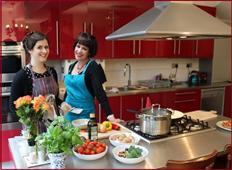 Fun cooking classes london